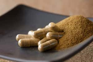 Super Enhanced Maeng Da Kratom Capsules