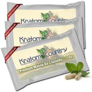 kratom pills review