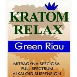 green riau kratom