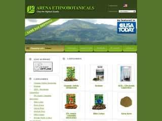 arena ethnobotanicals coupon