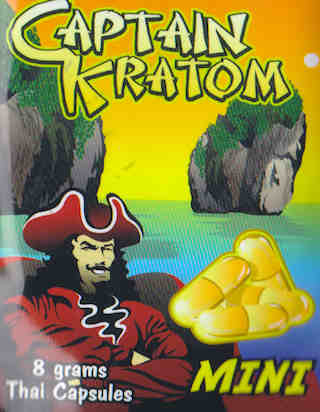 captain kratom review