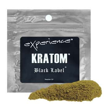 kratom black label