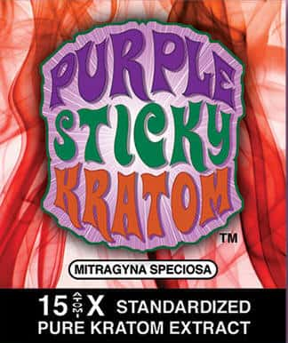 purple sticky kratom